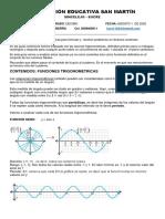 Matematicas guia No. 6 decimo Agosto