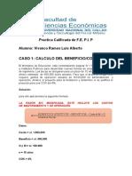 2da P.C. PROYECTOS PUBLICOS Vivanco Ramos Luis