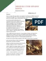 SEMANA 12 REVOLUCION DE EE.UU Y FRANCIA