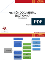 Documento electronico en la normatividad colombiana- Erick Rincon