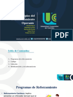 Exposición de Condicionamiento operante.pptx