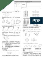 Examen de geometria colegio