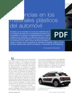 Tendencias en los materiales plasticos en el automovil (1)