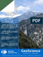 О тектонических особенностях отдельных структурных единиц междуречья Куры и Иори
