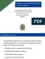 Procesamiento y Visualización de Datos