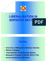 Liberalistion Services