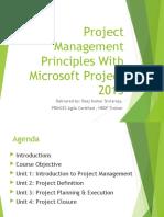 Project Management Essential