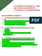 Subiecte publice IMAPA 2020-COVID