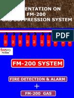 Copy of FM200_Presentation_Firepro_systems