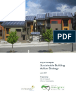Sustainable Building Action Strategy