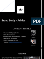 Brand Study & Marketing Plan Preparation
