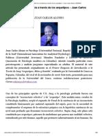 El sentido de la existencia a través de los arquetipos – Juan Carlos Alonso _ ADEPAC
