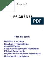 chap 5- LES ARÈNES