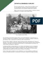 """Chile, """"La estafa contra Carlos Liebsch Espejo (1936)"""""""