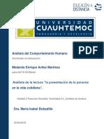 Medardo Avilez Martínez_ Actividad2.4 Análisis de lectura