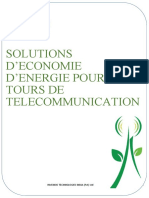 Invendis Telecom Tower Energy Saving Solution traduc
