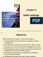 CH 04. Sales Settings