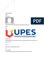 MBCE701D-Economics & Management Decisions