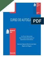 Curso de Autoclave SSO 2016