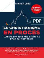 Le christianisme en proces - Manfred Lutz.epub