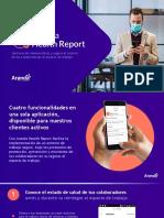 Aranda Health Report