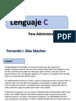Lenguaje C para administradores de red