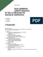 Contentieux General de La Securite Sociale