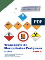 (2020) Sebenta Transporte Mercadorias Perigosas - Parte II.pdf