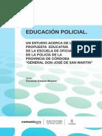 EDUCACIÓN POLICIAL