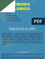 III - PERIODO SILURICO