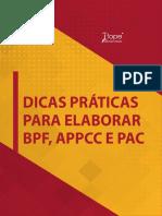 [2020][Junho][Dicas Práticas para Elaborar BPF APPCC e PAC]