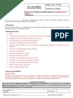 POP-FPE-002-Oferta e Acompanhamento de Bolsas de Iniciação Científica InstitucionalFCM-MG