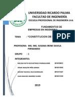 - EMPRESA MCJJ CONSTRUCTORA S.A.C (1)