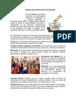 TALLER MECANISMOS DE PARTICIPACION CIUDADANA (1)