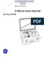 AIR DATS SYS DPS-450-User-Manual