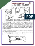 DÍA DE LA BANDERA DEL PERÚ
