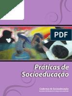 CADERNOS DE SOCIOEDUCAÇÃO. Práticas de socioeducação