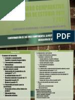Cuadro comparativo programa de estudio 2011 y 2017