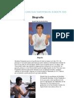 Biografia Hirokazu Kanazawa