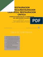 RESTAURACIONHISTORICA-CIENTIFICA-CRITICA