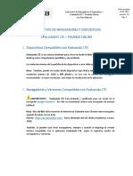 INSTRUCTIVO NAVEGADORES Y DISPOSITIVOS LTE-PRUEBAS ONLINE