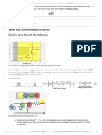 Series and Shunt Resistance_ Example _ 3.2 Solar Cell Performance _ ET3034x Courseware _ edX