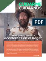 CLAVES PARA PREVENIR ACCIDENTES EN EL HOGAR