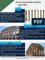 Línea de Tiempo HISTORIA DE LA ARQUITECTURA pdf