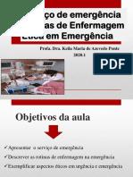 2 Aula 2020 rotina enfermagem e ético.pdf
