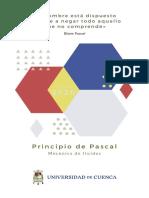 Guia Principio de Pascal