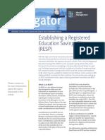 Establishing a Registered Education Savings Plan (RESP).pdf