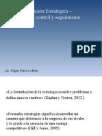 Planificación Estrategica-CMI