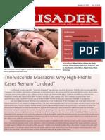 The Crusader - January 19, 2010 (Vol. 1, No. 5)