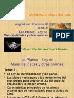 Tema 3 Los Planes- La Ley Munic. y otras normas (2).pptx